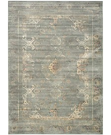 "Safavieh Vintage Gray and Multi 8' x 11'2"" Area Rug"