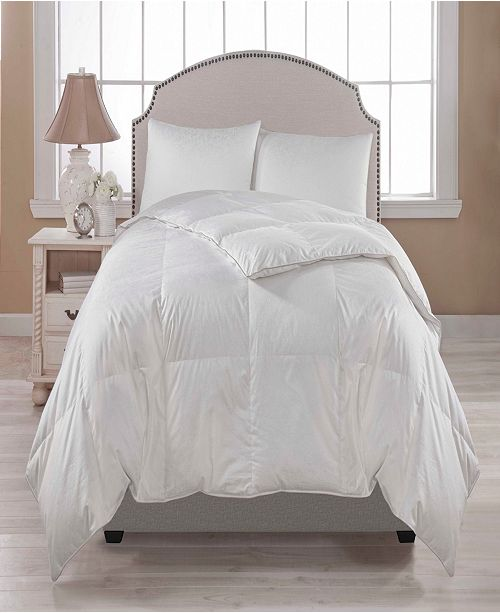 St. James Home Wesley Mancini Collection Premium Warmth Down Comforter Twin