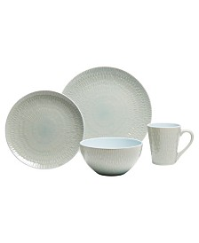 Baum Palisades 16 Piece Dinnerware Set