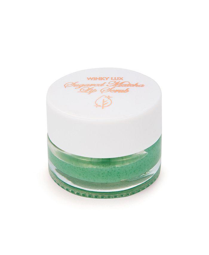 Winky Lux - Sugared Matcha Lip Scrub