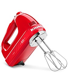 KitchenAid® KHM7210QHSD 100 Year Limited Edition Queen of Hearts 7-Speed Hand Mixer