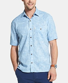 G.H. Bass & Co. Men's Salt Cove Graphic Shirt