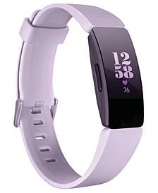 Inspire HR Lilac Strap Activity Tracker 16.4mm