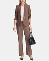 Formal Pant Suits For Women  Shop Formal Pant Suits For Women - Macy s c6643da1f8b8