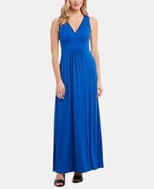 Karen Kane Sleeveless Empire-Waist Maxi Dress, A Macy's Exclusive