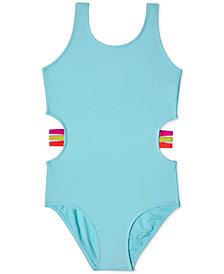 Summer Crush Big Girls 1-Pc. Swimsuit