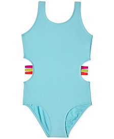 Summer Crush Big Girls 1-Pc. Swimsuit
