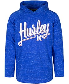 Hurley Toddler Boys Script Logo Hooded Sweatshirt