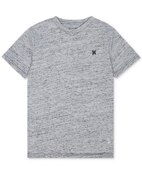 Hurley Big Boys Cloud Staple T-Shirt
