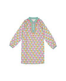 Masala Baby Girls Mystic Tunic Mosaic