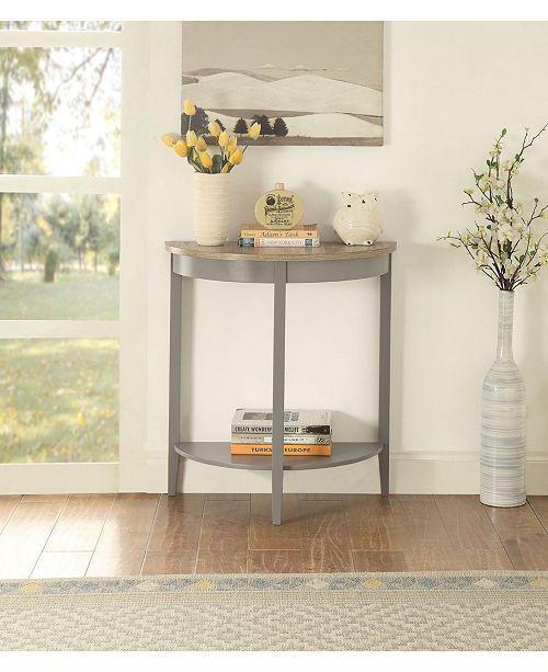 Acme Furniture Justino Console Table