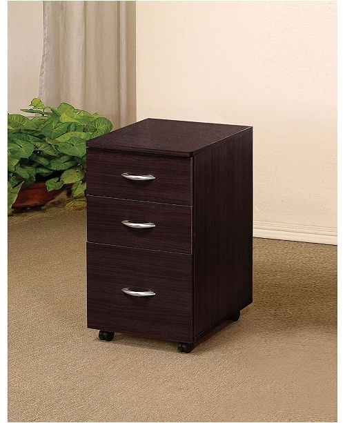 Acme Furniture Marlow File Cabinet with 3 Drawers
