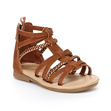 Carter's Toddler & Little Girls Fenna Gladiator Sandals