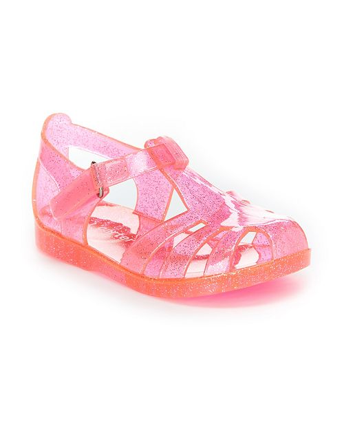 Carter's Toddler & Little Girls Weslee Jelly Sandals