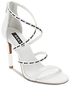 DKNY Limmi Dress Sandals, Created for Macy's
