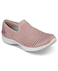 Skechers Women's YOU Define - Devotion Walking Sneakers from Finish Line