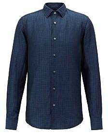 BOSS Men's T-Landon Regular-Fit Shirt