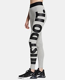 Nike Sportswear Leg-A-See High-Waist Leggings