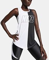 e7524f8cd3c Nike Miler Dri-FIT Colorblocked Running Tank Top