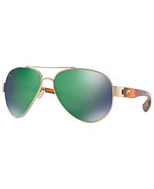 Costa Del Mar Polarized Sunglasses, SOUTH POINT POLARIZED