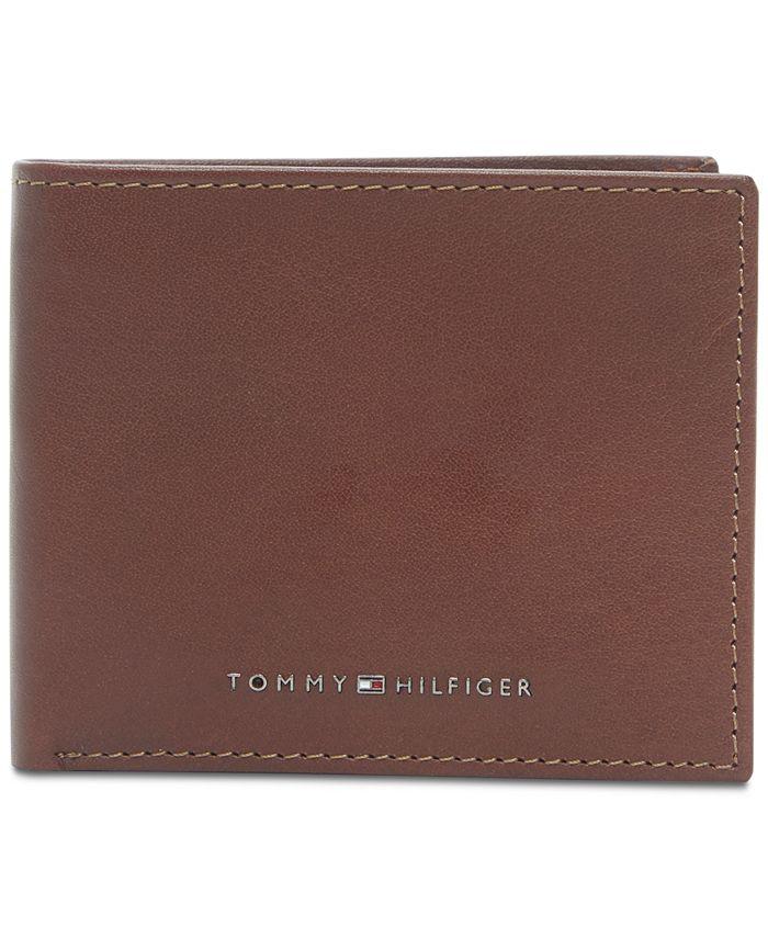 Tommy Hilfiger - Men's Walt Leather RFID Wallet