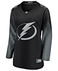Authentic NHL Apparel Women's Tampa Bay Lightning Alternative Breakaway Jersey