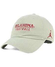 Oklahoma Sooners Campus Sport Strapback Cap