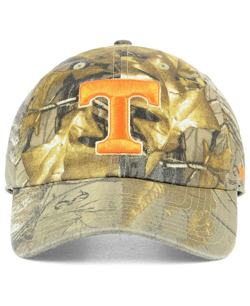 new arrival d42b0 66ad5 ...  47 Brand Tennessee Volunteers Real Tree CLEAN UP Cap    ...