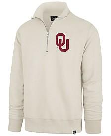 '47 Brand Men's Oklahoma Sooners Stateside Quarter-Zip Pullover