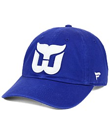Authentic NHL Headwear Hartford Whalers Fan Relaxed Strapback Cap