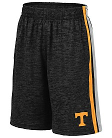 Colosseum Big Boys Tennessee Volunteers Team Stripe Shorts