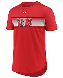 Under Armour Men's Cincinnati Reds Seam to Seam T-Shirt