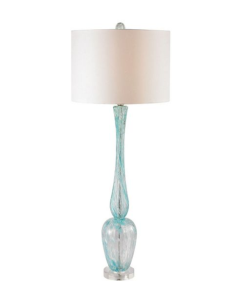 Dimond Home Dimond Lighting Swirl Glass Lamp