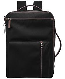 Fossil Men's Buckner Convertible Work Bag Backpack