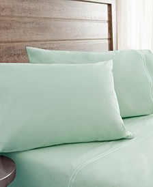 California King Soft Washed Percale Sheet Sets