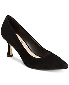 Nanette by Nanette Lepore Tracy Sculpted-Heel Pumps, Created for Macy's