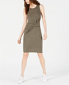 Heathered Ruched Dress, Created for Macy's