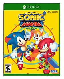 Xbox 1 Sonic Mania Plus