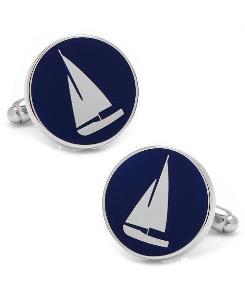 Cufflinks Inc. Sailboat Cufflinks
