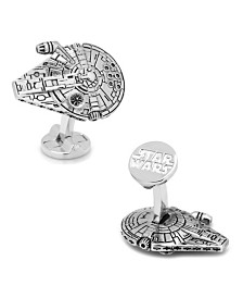 The Original Millennium Falcon 3D Cufflinks