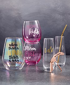 Novelty Glassware Collection