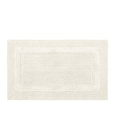 "Stonewash Cotton 17"" x 24"" Bath Rug"