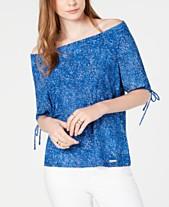 bbea2680dff62 MICHAEL Michael Kors Clothing for Women - Macy s