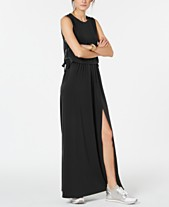 c12825a2 MICHAEL Michael Kors Grommet-Laced Maxi Dress, Regular & Petite, Created  for Macy's