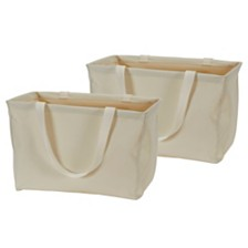 2-Pc. Mini Krush Container Tote Bags