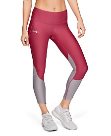 Under Armour Women's Armour Fly Fast Crop