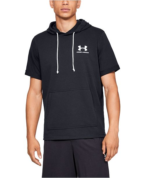 new concept cd4f1 1ab51 Men's Sportstyle Terry Short Sleeve Hoodie