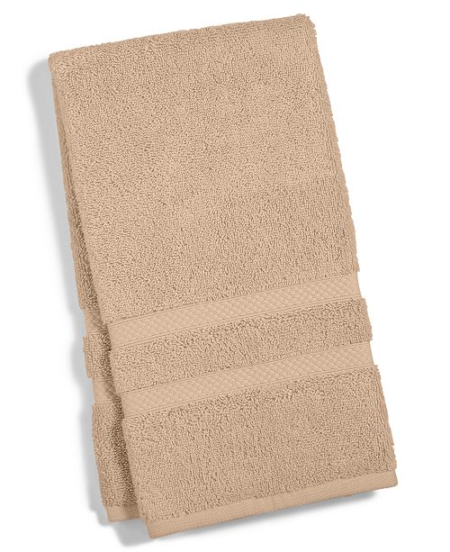 "Charter Club 18"" x 30"" Elite Hygro Cotton Hand Towel, Created for Macy's , Sold Individually"