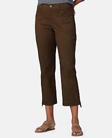 Lee Flex To Go Cargo Capri Pants