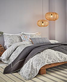 Bedeck Minoa Full/Queen 5Pc Duvet Set
